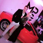 MODA-EWA na otvorení showroomu FERARRI